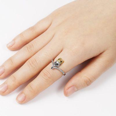 Totenkopf V Ring
