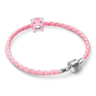 Rosa Liebe zu Meinem Piggy