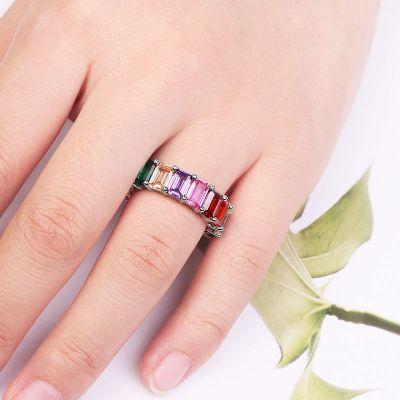 Regenbogen Ring
