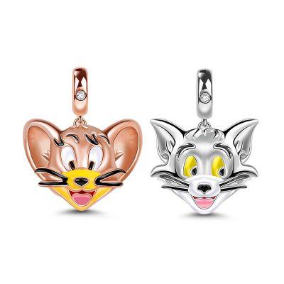 Maus und Katze