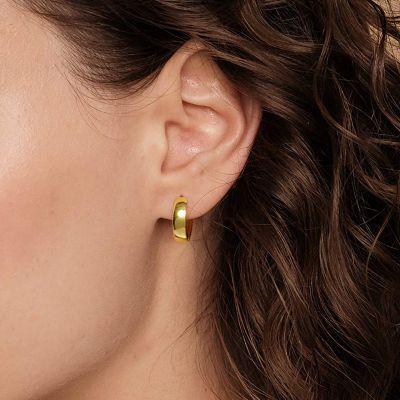Kreis Ohrringe C