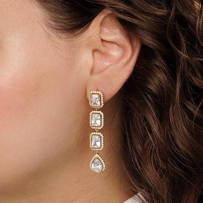 Brillante Diamant Ohrringe