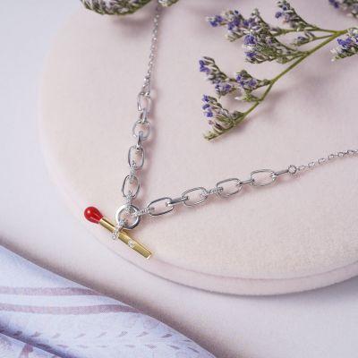 Licht der Hoffnung Halskette