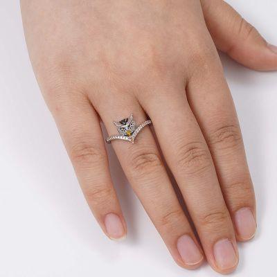 Eule V-Ring