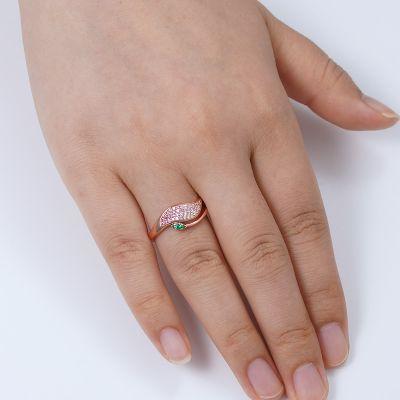 Blütenblatt Ring