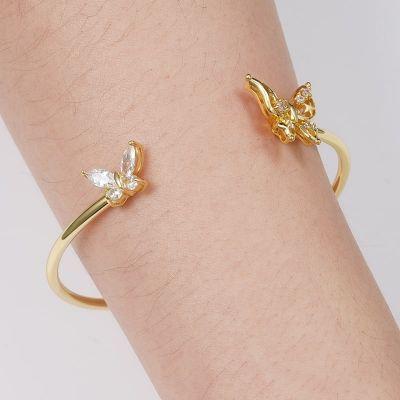 Schmetterling Armband