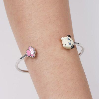 Kätzchen Pfote Armband