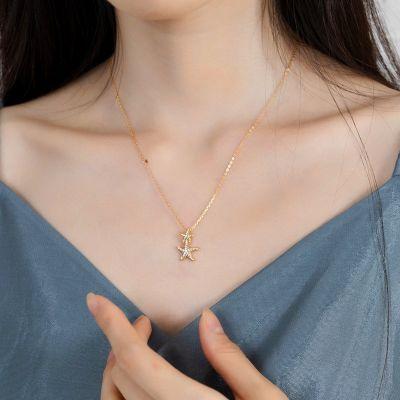 Seestern Halskette