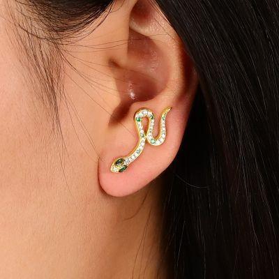 Kletterer Schlangen Ohrringe