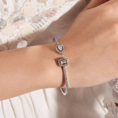 Wassertropfen Armband