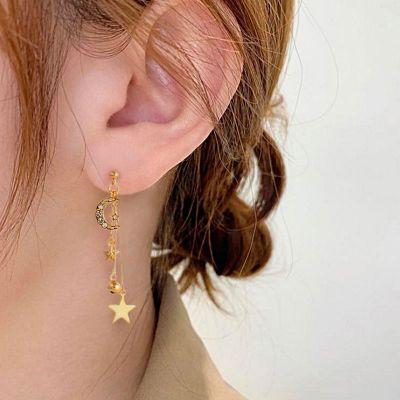 Baumeln Ohrringe