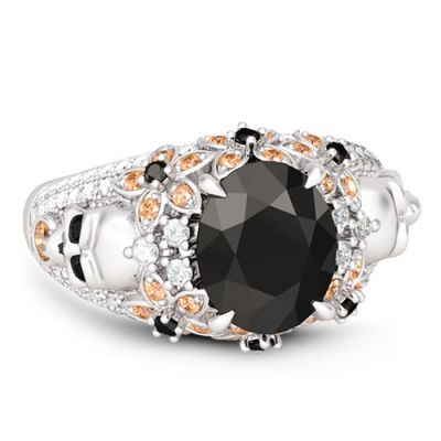 Ring mit Schwarzer Stein