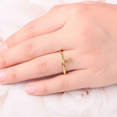Stern Offener Ring