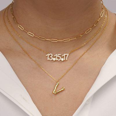 Bamboo Halskette V