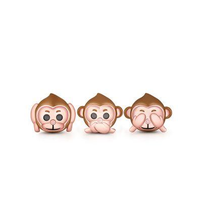 Weise wie Affe