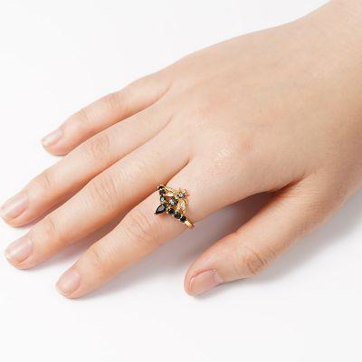 Biene V Ring