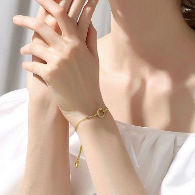 Verstellbar rund Armband
