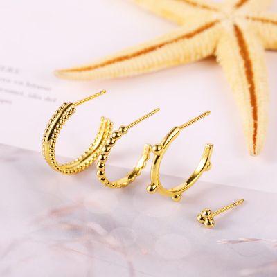 Klassische Ohrringe 4 Stück
