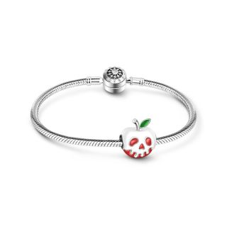 Holloween Roter Apfel
