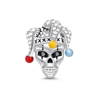 Clown Schädel