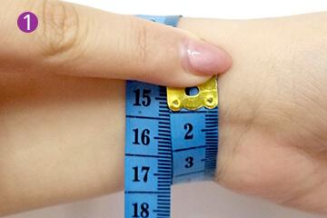 Guide des Tailles de Bracelet